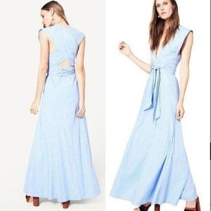 Fame and Partners the Shiona Maxi Dress Size 4